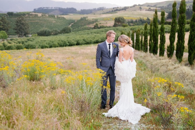 Real Wedding: Pippa & Stuart