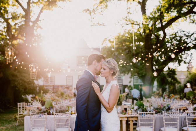 Real Wedding: Kim & Lloyd   Part 1