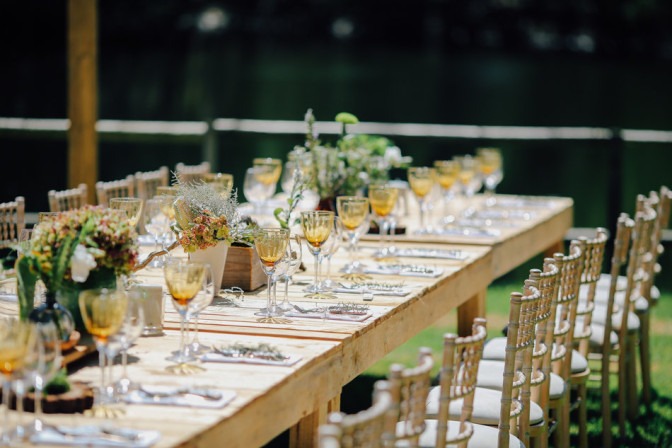 Best_Wedding_Planner_Western_Cape_South_Africa_Creation_Events_Colour_Wine_glasses_hire_decor_wooden_table