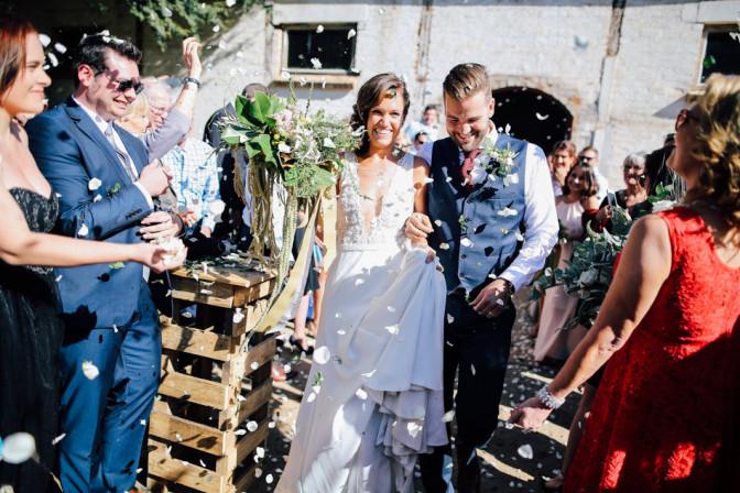 Real Wedding: Libby & Bren