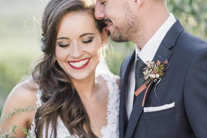 Real Wedding: Zuria & Jaco