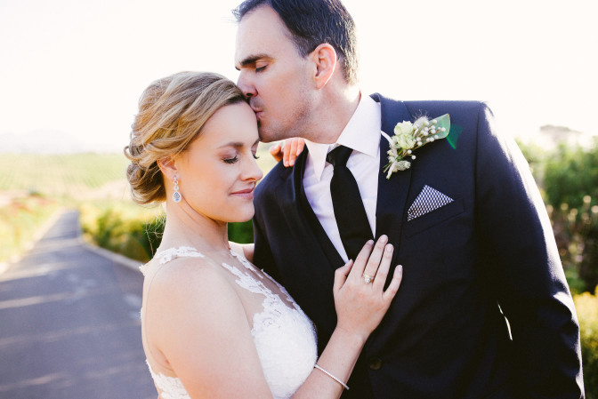 Real Wedding: Catherine and Paul