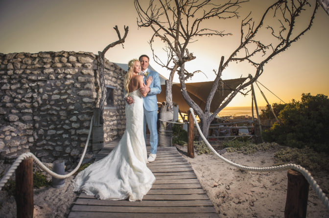 Real-Wedding: Lizann & Darren – West Coast Beach Ceremony, Yzerfontein