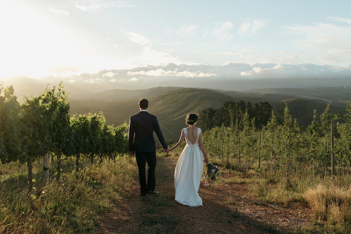 Real Wedding: Alex & Jamie, Auldearn Farm
